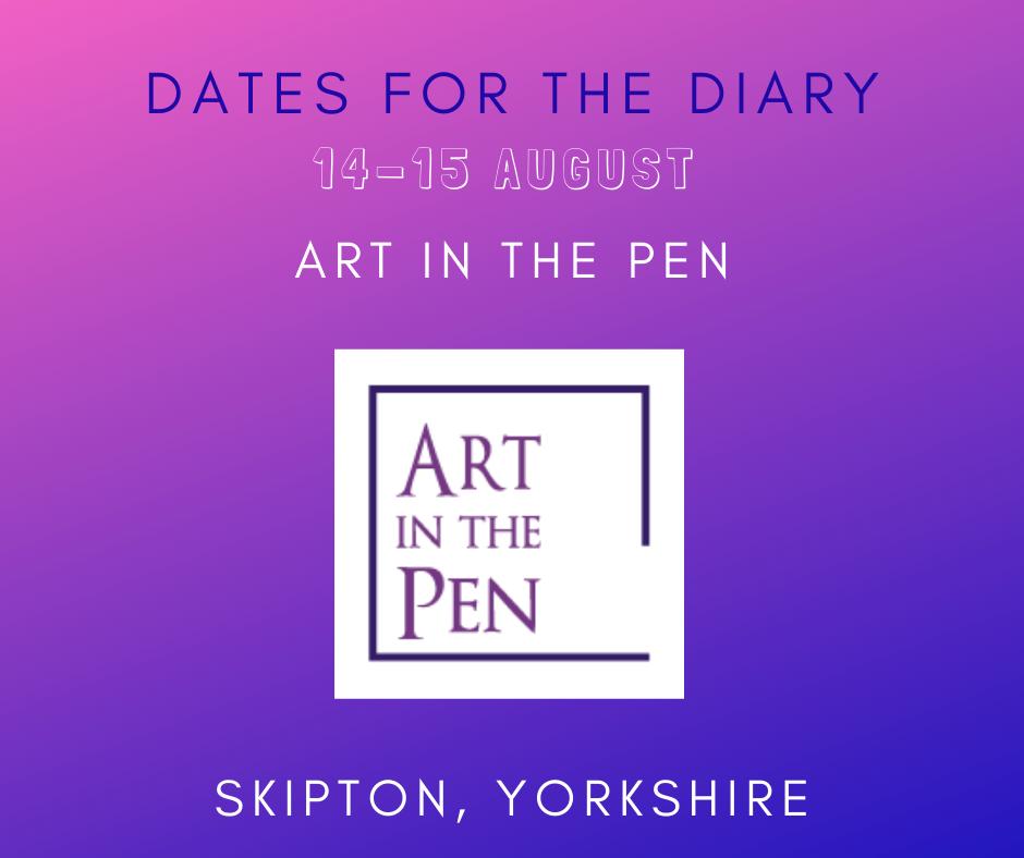 Art in the Pen dates